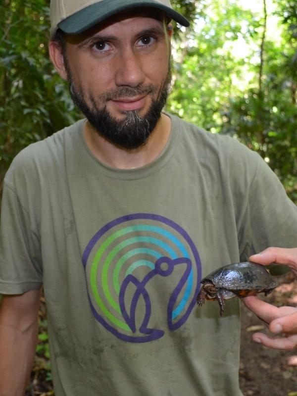 reptile and amphibian research Guatemala