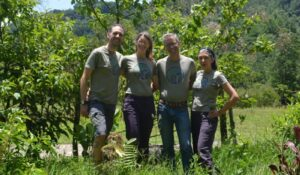 Community Cloud Forest Conservation in Alta Verapaz