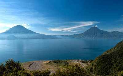 Absorb the Mayan culture of Lake Atitlán