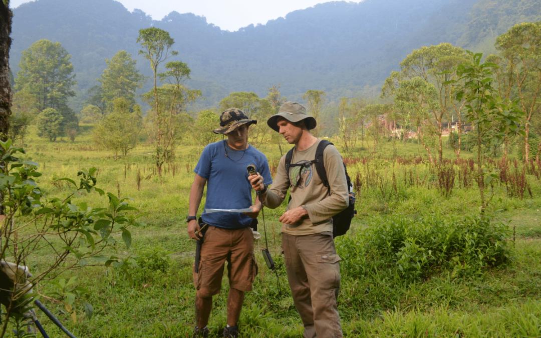 Endangered Amphibian Research Guatemala